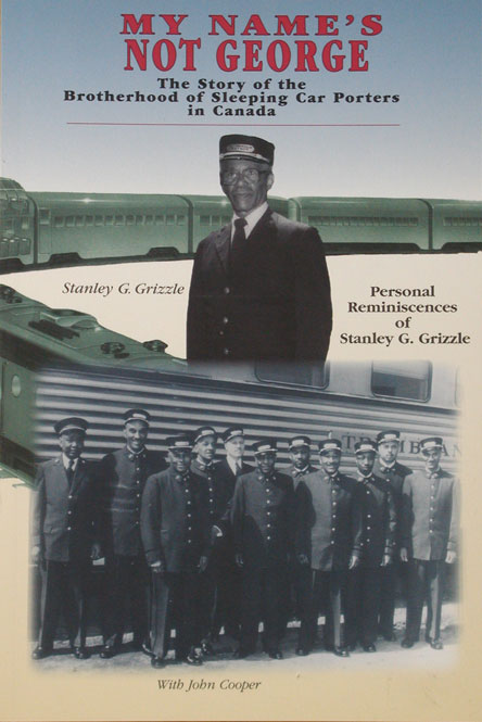 My Name is not George, by Stanley G. Grizzle � Umbrella Press