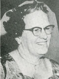 Mrs. Eunice Hyatt Kersey, photo courtesy of NABHM