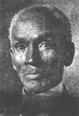 Anthony Banks, photo Courtesy of Freida Parker Steele