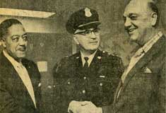 Detective Alton Parker Retires � Windsor Star 30/12/1970