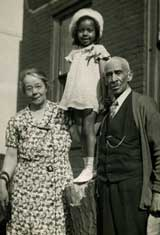 Martha Jane, John Alexander, and Lois Jean Smith