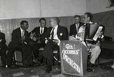 P11233 � Pat Ciccone�s orchestra, May 1959, Courtesy of Teresa Ciccone